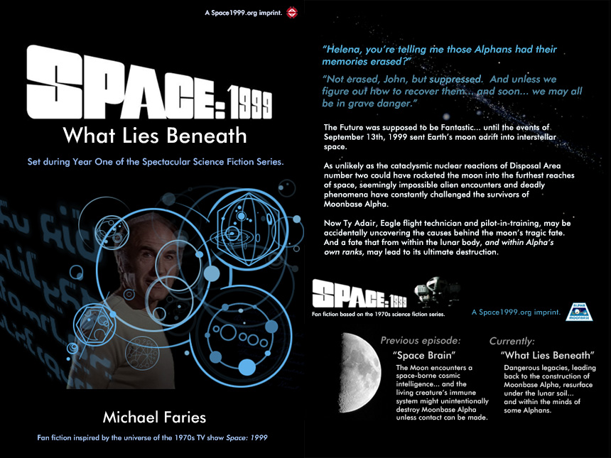 Space1999 Org Homage To The Space 1999 Science Fiction Series Ebook